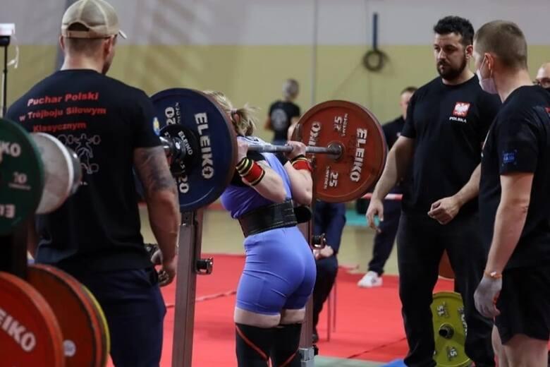 Zwycięstwo i najgorsze dla sportowca miejsce – to dorobek trójboistów ze Skarżyska-Kamiennej reprezentujących Starachowice