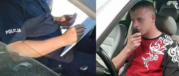 """Jak uniknąć kłopotów przy spotkaniu """"mobilka"""" z policjantem?"""
