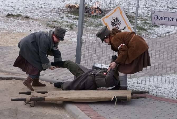 Rekonstrukcja Powstania Wielkopolskiego