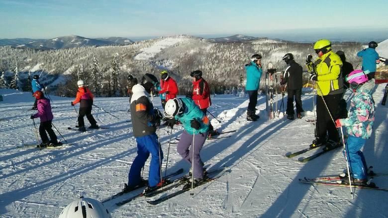 Sprawdź warunki narciarskie w Beskidach w sobotę 19 stycznia!>>>