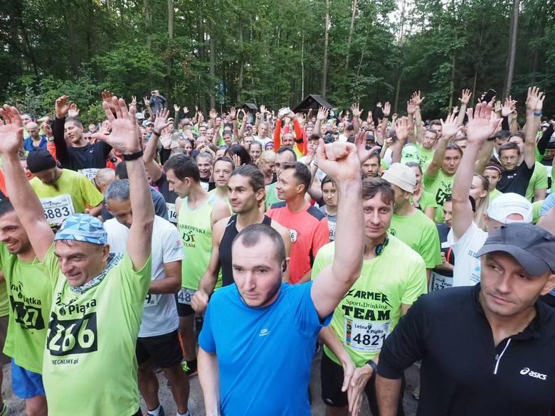Za nami finałowa Leśna Piątka w Koszalinie, czyli 5-kilometrowy bieg na Górze Chełmskiej organizowany przez Michała Bielińskiego i Stowarzyszenie SFX.