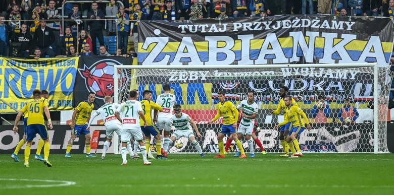 13 tys. widzów obejrzało niedzielne derby Trójmiasta. Arka Gdynia dzięki bramce w setnej minucie zremisowała z Lechią Gdańsk 2:2 (0:0). Oto co ciekawego