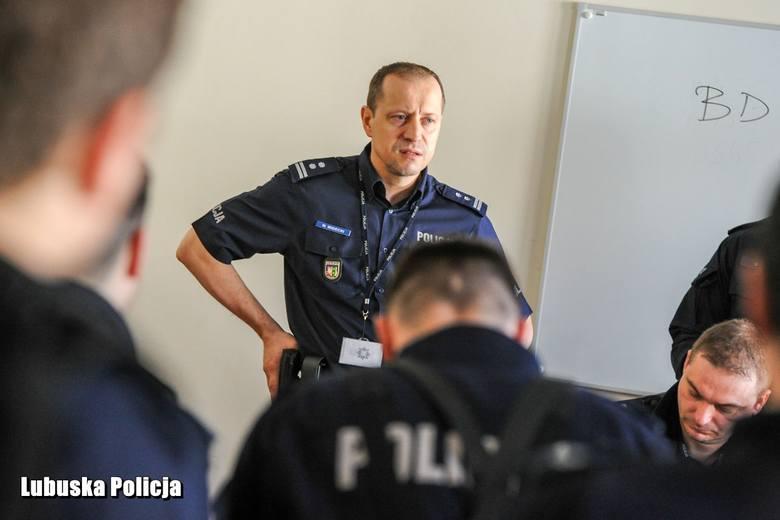 Zmiany na stanowisku zarządzania w Komendzie Powiatowej Policji w Świebodzinie. Pełnienie obowiązków komendanta z dniem 4 czerwca powierzono mł. insp.