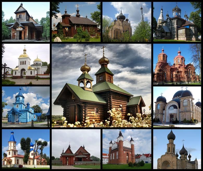 W naszym regionie żyje najwięcej osób wyznania prawosławnego w kraju. Stąd też jest tu najwięcej cerkwi. Oto subiektywny ranking tych, które wyraźnie
