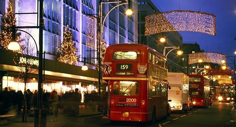Wielka Brytania. Boże Narodzenie na Wyspach Brytyjskich   echodnia.eu