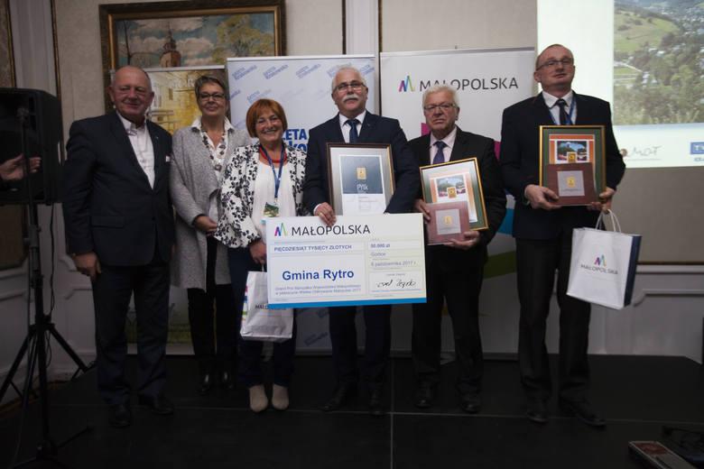 Gorlice gościły laureatów Wielkiego Odkrywania Małopolski