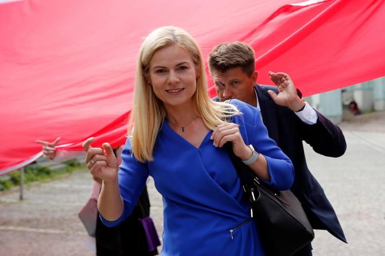 Rozwód państwa Schmidt miał miejsce dwa lata temu. Posłanka jest w związku z byłym liderem Nowoczesnej Ryszardem Petru.
