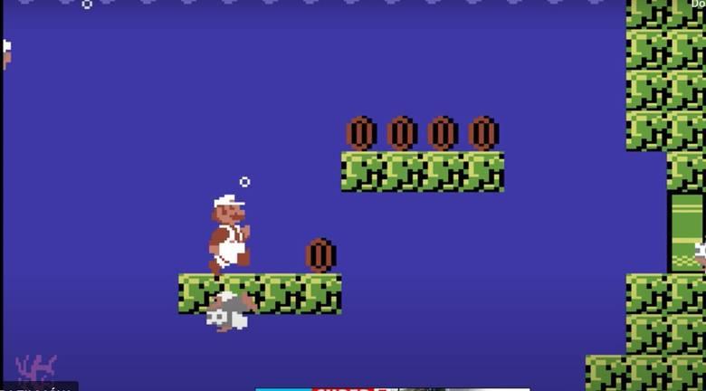 SUPER MARIO BROSNa następnych zdjęciach kultowe gry komputerowe z przeszłości. Aby przejść do galerii, przesuń zdjęcie gestem lub naciśnij strzałkę w