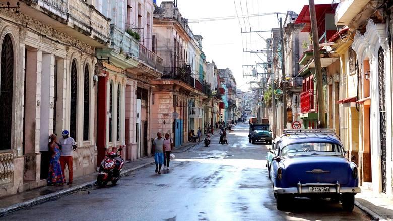Hawana Centro to najbardziej kolorowa i pełna życia dzielnica Hawany
