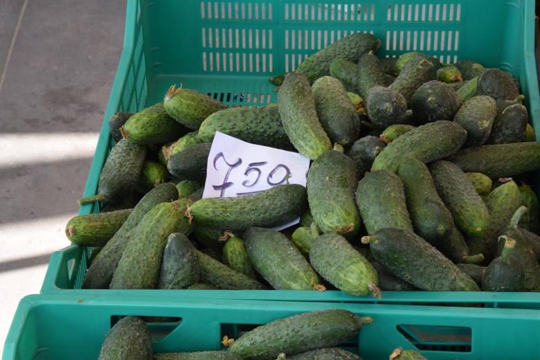 Wiosna w pełni, lato zbliża się wielkimi krokami, więc klienci mogą oczekiwać, że ceny warzyw i owoców z każdym dniem będą coraz niższe. Jakie ceny były