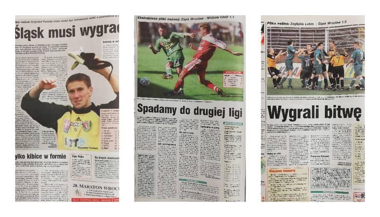 Właśnie minęło 17 lat od kiedy Śląsk Wrocław ostatni raz spadł z ekstraklasy. W 2002 roku formalnie była to wciąż I liga, ale formuła rywalizacji się