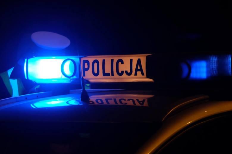 Śmiertelny wypadek w Olszance w gminie Zabłudów. Zginęły dwie osoby