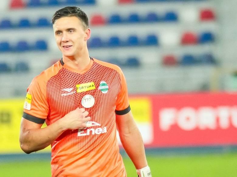 Mateusz Kochalski - bramkarz.