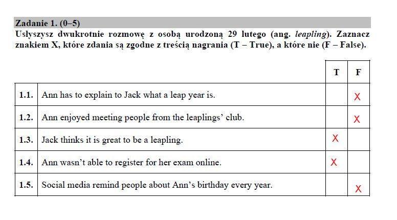 Matura z angielskiego 2019. ODPOWIEDZI I ARKUSZ CKE. JĘZYK ANGIELSKI poziom podstawowy 8.05.2019 . Sprawdź pytania, odpowiedzi
