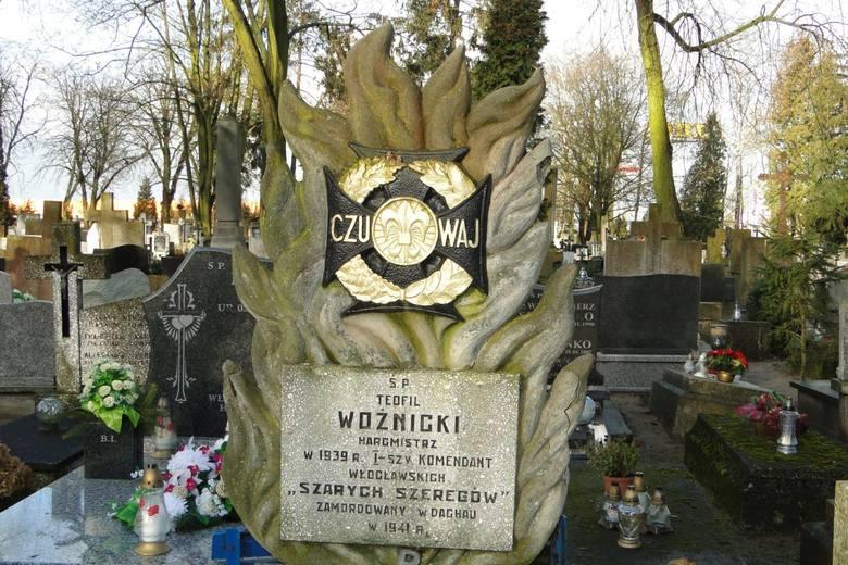Teofil Woźnicki - harcerz