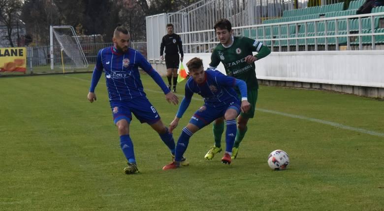 Izolator Boguchwała w meczu 17. kolejki 4 ligi podkarpackiej pokonał na własnym boisku Polonię Przemyśl 3:1. Czytaj więcej o meczu.