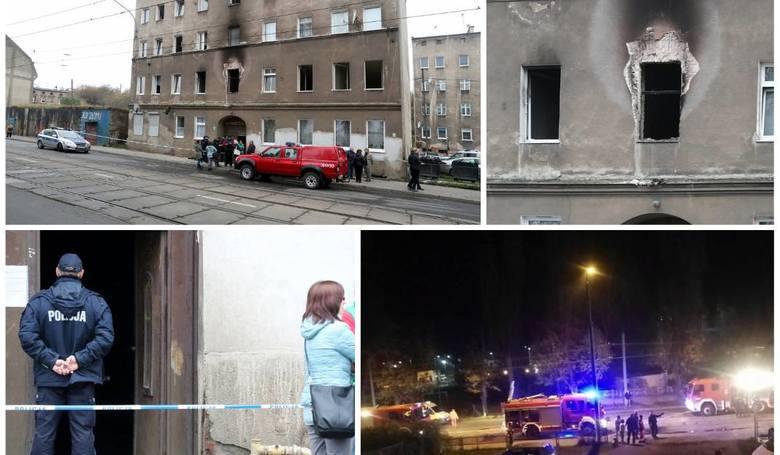 Najważniejsze wydarzenie tygodnia. ŚrodaTragiczny pożar przy ul. Światowida w Szczecinie. Zginęły dwie osoby - Sam się spalił i jeszcze ludziom szkodę