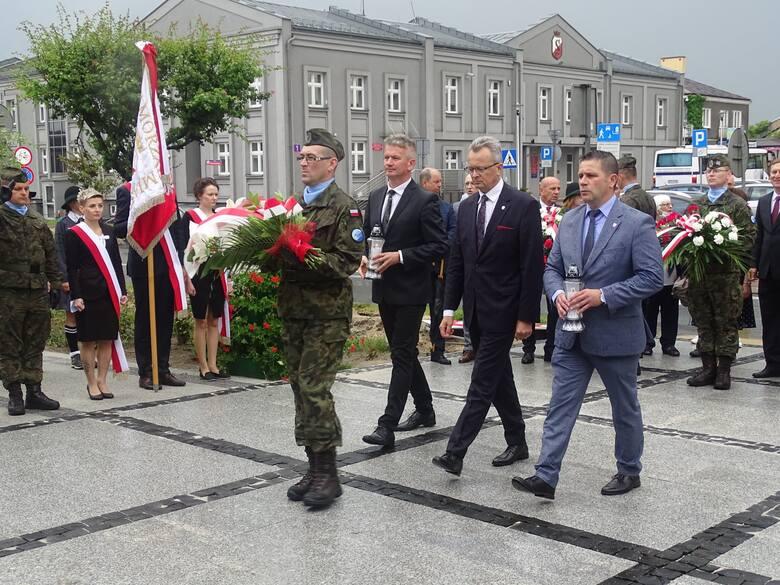 W ostatnią niedzielę, 13 czerwca, odbyła się uroczystość upamiętniająca 75. rocznicę bitwy pod Zwoleniem, a także obchody pamięciowe ku czci mieszkańców