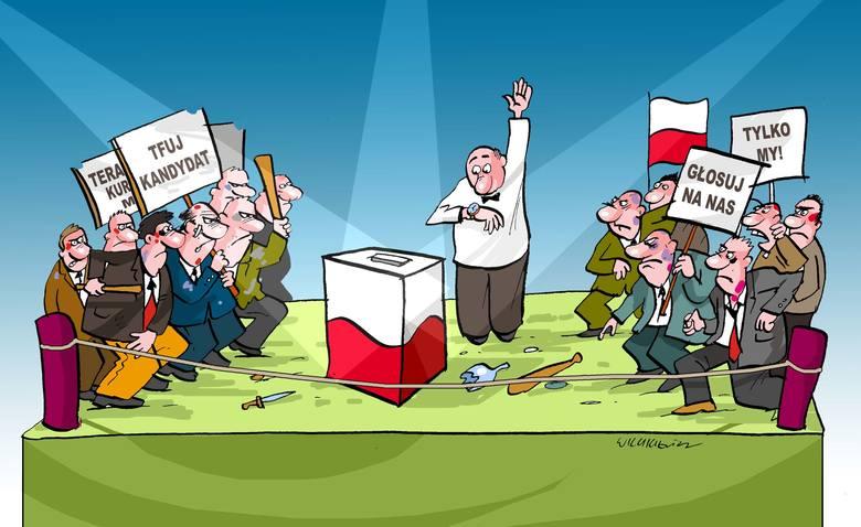Kosztowne gierki polityków