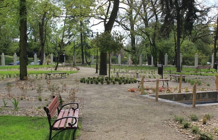 Park przy Wojewódzkim Funduszu Ochrony Środowiska i Gospodarki Wodnej