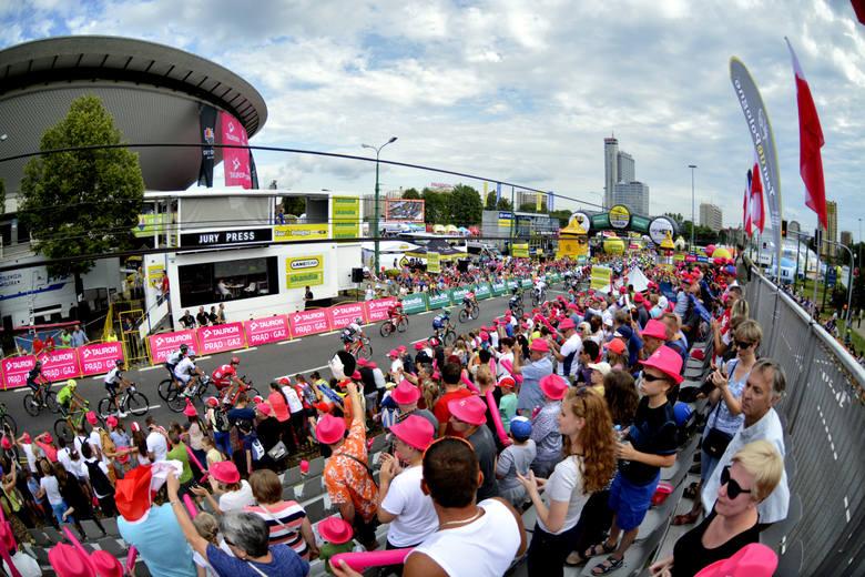Tour de Pologne 2016 w Katowicach