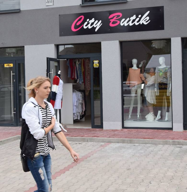 Nowe sklepy w suchedniowskiej galerii. Będzie też drogeria i pizzeria