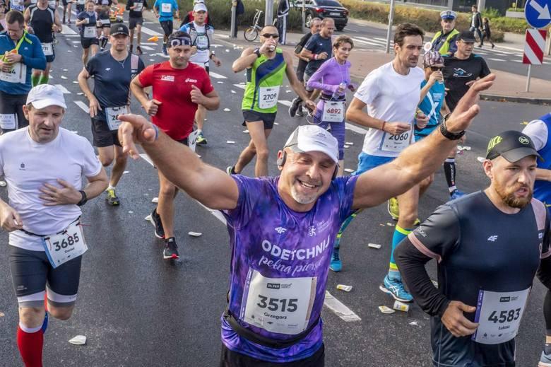 20. PKO Poznań Maraton - ponad 6 tysięcy osób wystartowało w niedzielnym maratonie ulicami Poznania. Zobacz zdjęcia zrobione na trasie biegu. Staraliśmy