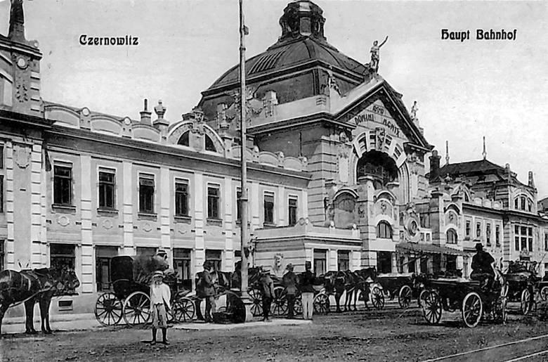 W 1849 Czerniowce stały się stolicą Księstwa Bukowiny - kraju koronnego Cesarstwa Austrii.