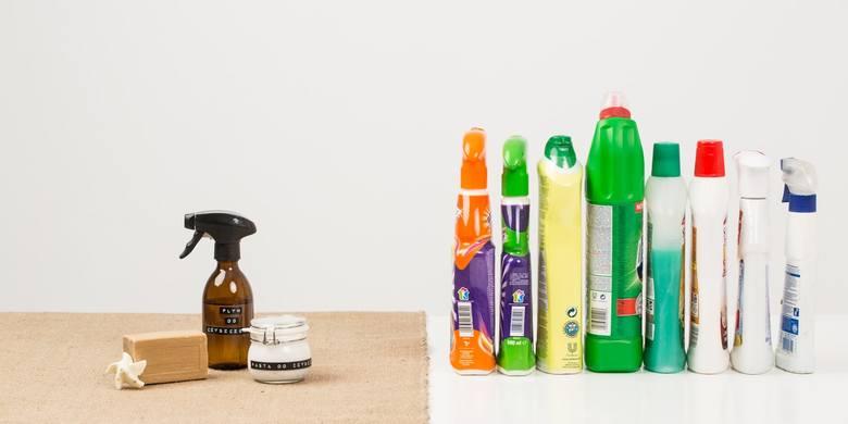 Dlaczego detergenty są niebezpieczne? I jak łatwo znaleźć dla nich zamienniki?