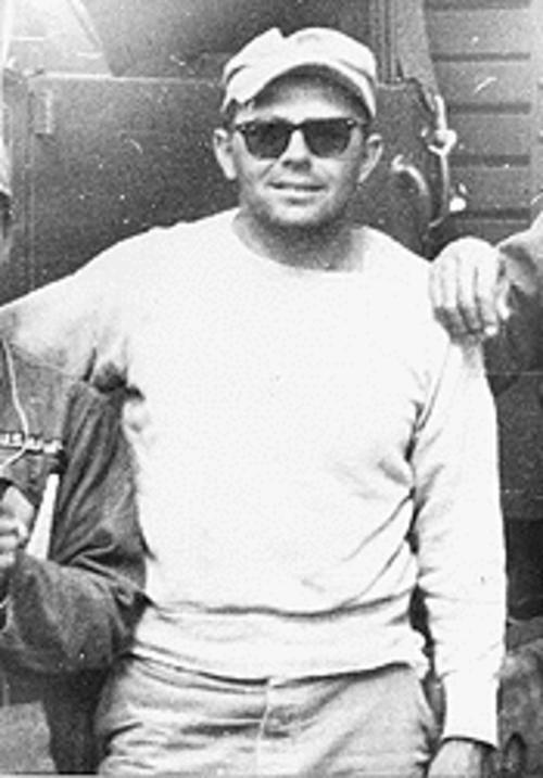 """Marlon Brando w roli Kurtza w """"Czasie Apokalipsy"""""""