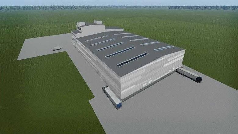 Szykuje się duża inwestycja. W dawnej fabryce  powstanie centrum logistyczne (zdjęcia)