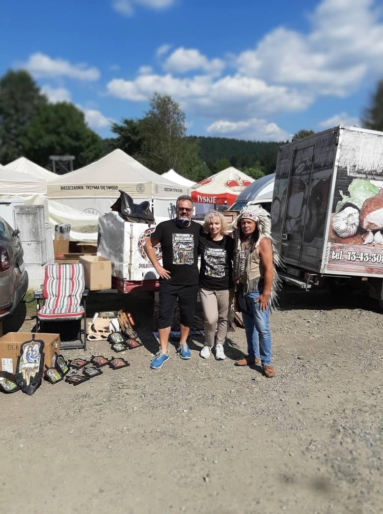 Festiwal Natchnieni Bieszczadem w Cisnej. Dużo się dzieje m.in. liczne koncerty, wystawy, warsztaty rzemiosła i regionalne potrawy [ZDJĘCIA]