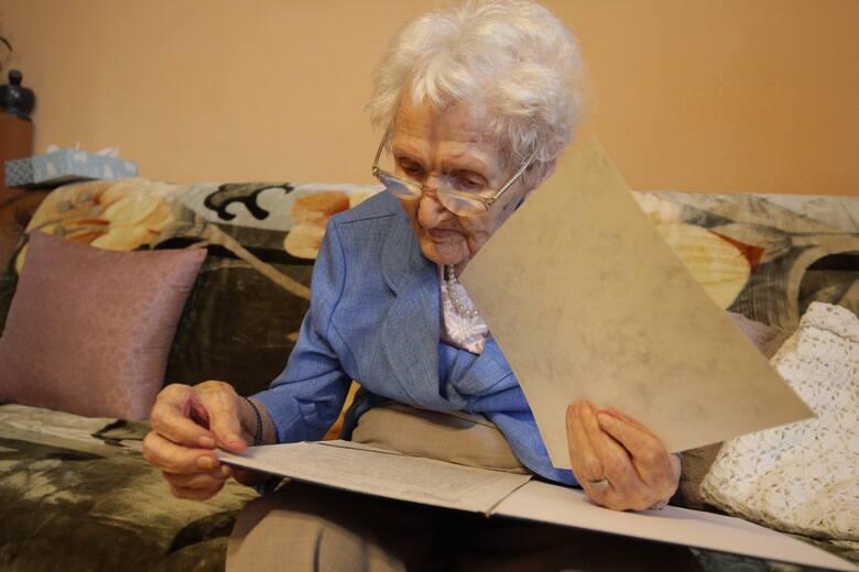 Tekla Juniewicz ma 115 lat. Mieszka w Gliwicach i dzisiaj obchodzi urodziny. Jest najstarsza Polką.