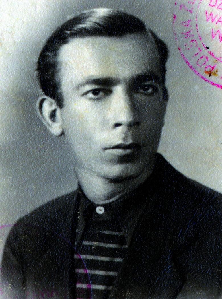 Stanisław Grzesiuk w szpitalu