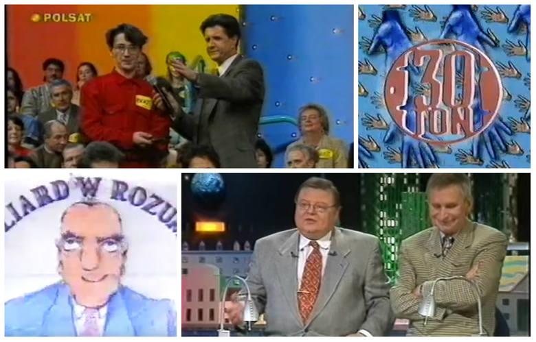 O tym, jak bardzo zmieniają się ludzkie gusta i zainteresowania, można się łatwo przekonać, przeglądając program telewizyjny sprzed 20 lat. W 1999 r.