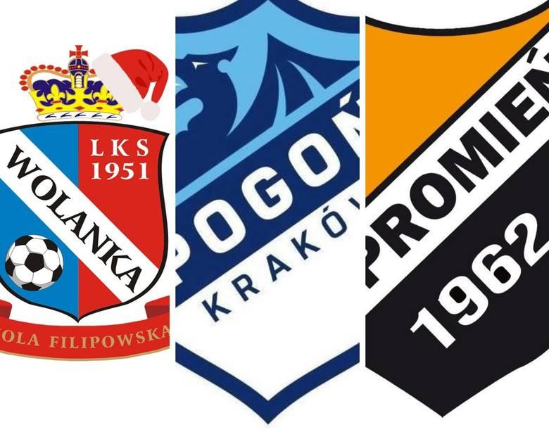 Top 50 małopolskich drużyn, które strzeliły najwięcej bramek w rozgrywkach klasy A [HERBY]