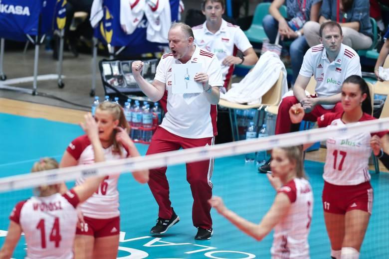 Bunt w reprezentacji Polski siatkarek? PZPS stanął po stronie trenera Jacka Nawrockiego