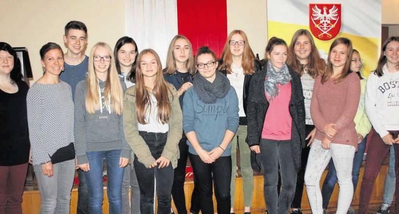 Goście z Niemiec odiwedzili Starostwo Powiatowe w Miechowie