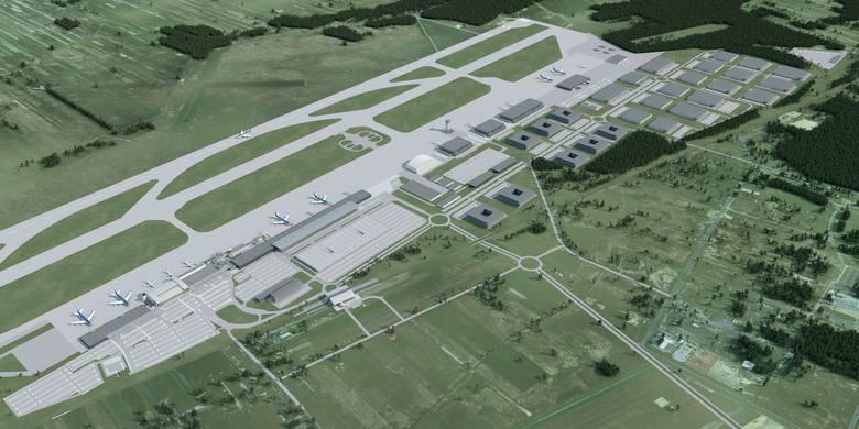 Lotnisko w Pyrzowicach, kolejne inwestycje. We wrześniu 2015 pierwszy samolot ma wystartować z nowego pasa, latem 2015 otwarty zostanie nowy terminal
