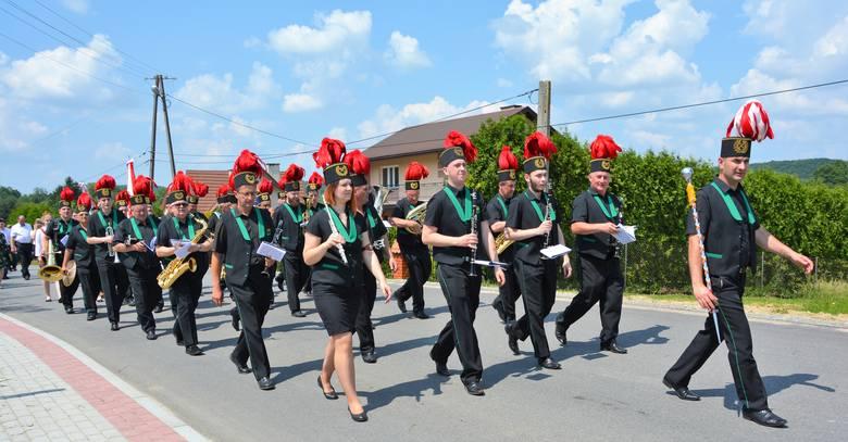 Królewska wieś Strachocina (gmina Sanok) obchodzi 650-lecie swojego istnienia.Z tej okazji na mieszkańców czeka sporo atrakcji. W sobotę odbyła się część