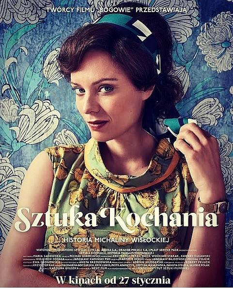 Sztuka kochania. Michalina Wisłocka - jej życia nie trzeba ubarwiać, jest gotowym scenariuszem