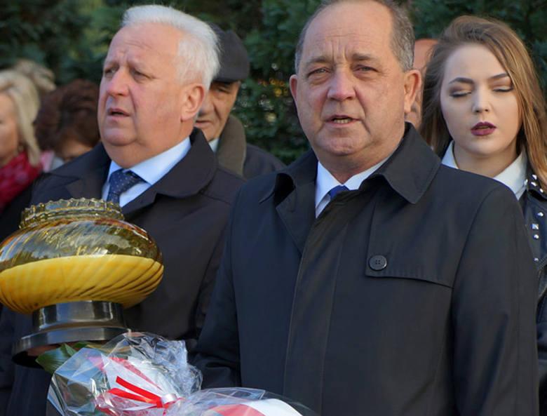Łososina Dolna. Uczcili 99. rocznicę odzyskania niepodległości