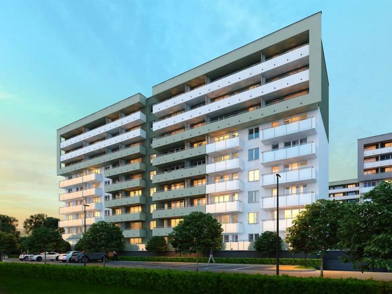 Osiedle Rekreacyjne VIII przy ul. FilipowiczaDostępne mieszkania są sprzedawane w ramach kolejnych etapów popularnej inwestycji na skraju Lasu Solnickiego,