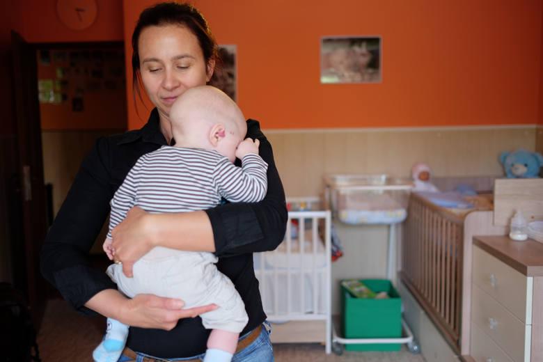 W tym domu na Winogradach wypiękniało już 100 niechcianych dzieci