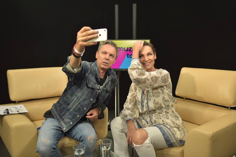 """Olga Bończyk [WYWIAD WIDEO]: Nagrywam nowe piosenki. Singiel """"Więcej niż kochanek"""" to zapowiedź nowej płyty. Uwielbiam Warszawę [20.08.201"""