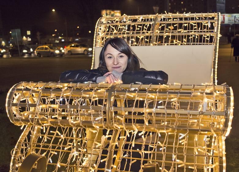 Joanna Snioszek dziewięć lat temu wyjechała z Huty Starej B, dziś mieszka w Warszawie
