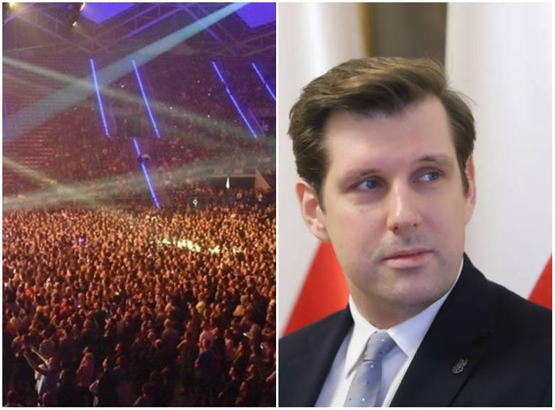 We wtorek wojewoda łódzki, Tobiasz Bocheński, podjął decyzję o odwołaniu imprez masowych powyżej tysiąca osób w Łodzi i województwie. Wszystko przez