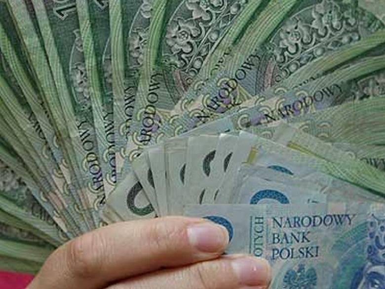 20 tysięcy 532 złote i 23 grosze – mężczyzna z Kielc