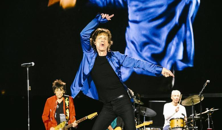 Rolling Stones w Polsce