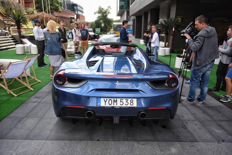 Gran Turismo Polonia 2018: Szybkie samochody wróciły do Poznania